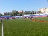Пожарно-прикладной спорт[Ульяновск] (Боевое развёртывание) г.Саранск.